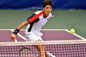 Federico Cinà joya tenis