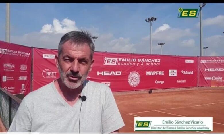 Entrevista Emilio Sánchez Vicario