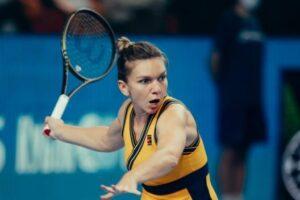 Halep Kudermetova WTA Moscú