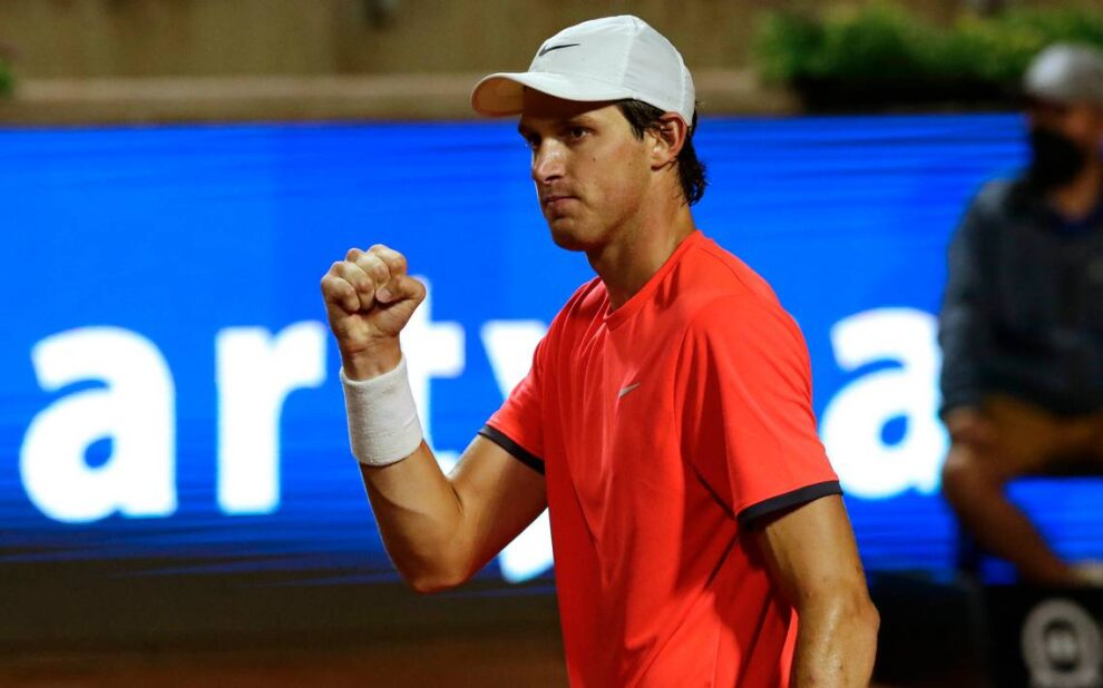 Cuadro ATP Challenger Santiago 3 2021