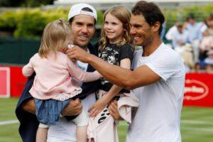Haas Nadal Roland Garros