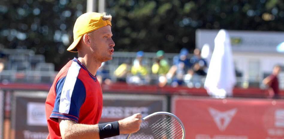 Kuhn cuartos final Challenger Barcelona