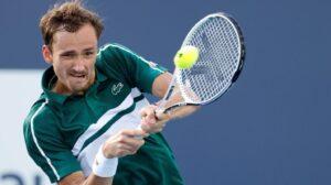 Medvedev cima tenis