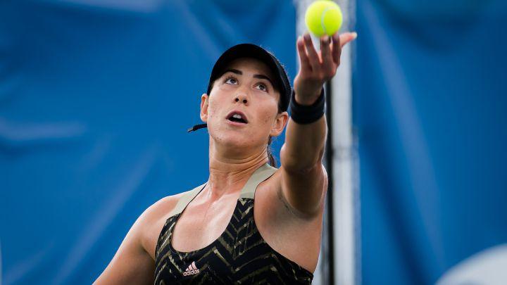 Muguruza Martincova WTA Moscú