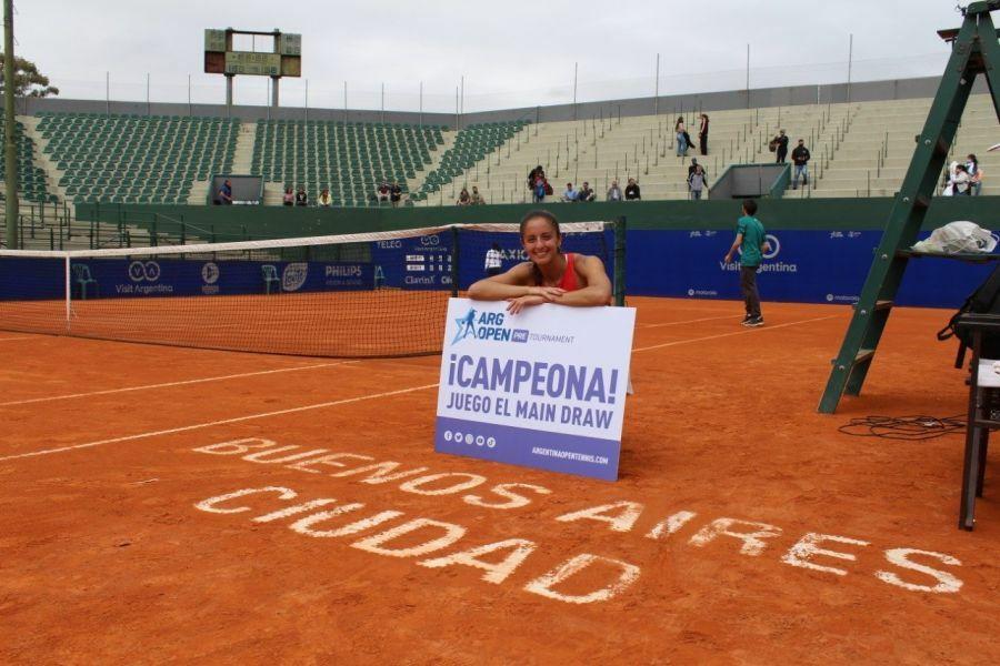 Ortenzi Pre Tournament Buenos Aires