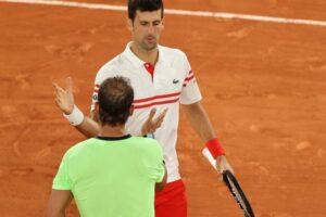 Nadal jugador perfecto djokovic