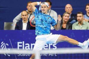 Schwartzman Brooksby ATP Amberes