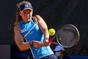 Podoroska baja WTA Buenos Aires