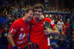 España selecciones Mundial pádel