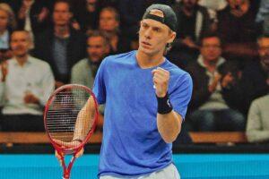 Shapovalov Andújar ATP San Petersburgo
