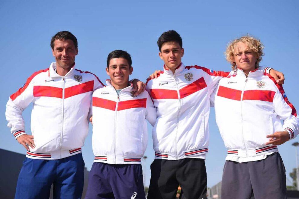 Rusia Mundial Sub 16 tenis