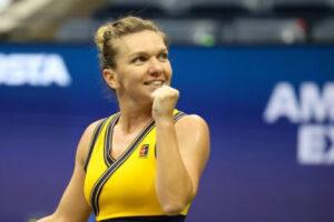 Halep Potapova WTA Moscú