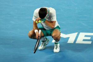 Djokovic dudas Open Australia