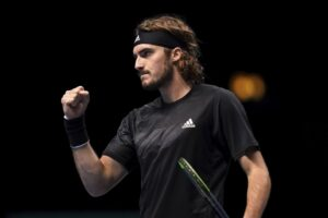 Tsitsipas Dimitrov ATP Viena 2021