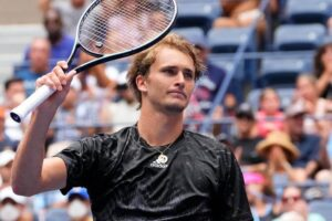 Zverev Krajinovic ATP Viena